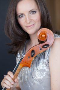 Emmanuelle Beaulieu Bergeron cello