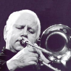 Ian McDougall – trombone