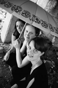 Umbrella Ensemble Music by the Sea