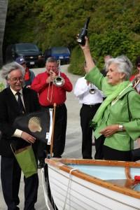 Lieutenant Governor Iona Campagnolo