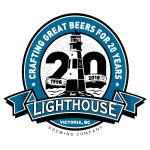 Lighthouse Brewing Company is a platinum sponsor of Music by the Sea