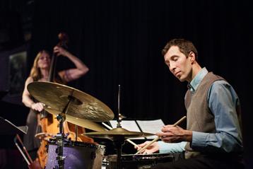 Kelby MacNayr drums