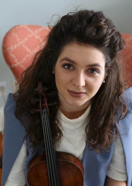 Madlen Breckbill Viola