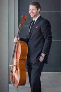 Drew Comstock cello
