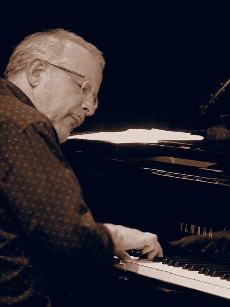 Brian Dickson piano