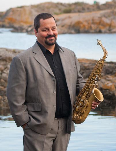 Campbell Ryga Jazz Saxophone