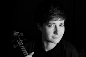 Erin James violin