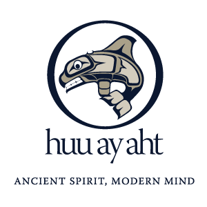 Huu ay aht, a sponsor of Music by the Sea
