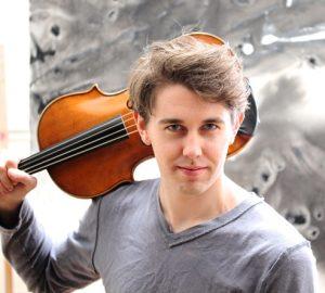 Jacob Clewell violin