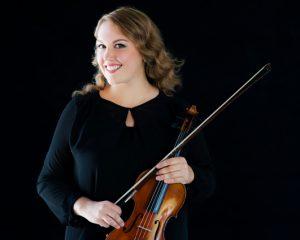 Carissa Klopoushak violin