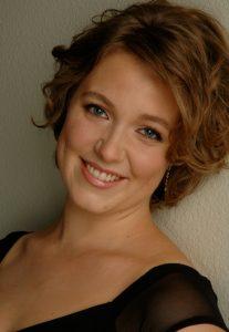 Jazimina MacNeil mezzo-soprano