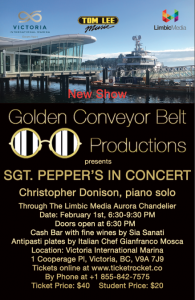 Sgt. Pepper's in concert February 1 2019