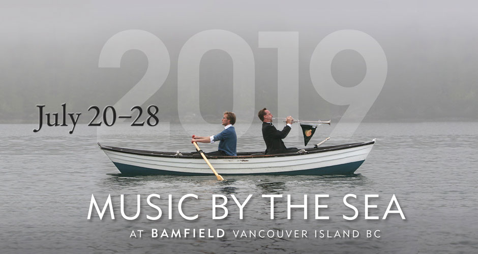Music by the Sea 2019 July 20 to 28
