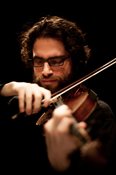 Daniel Fuchs Violin