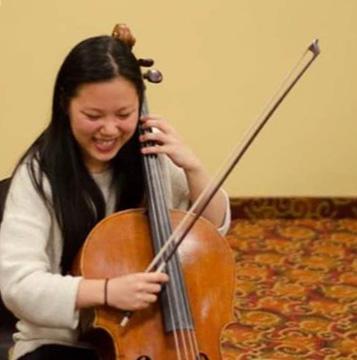 Kimberly Jeong Cellist