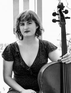 Maya Enstad Cellist