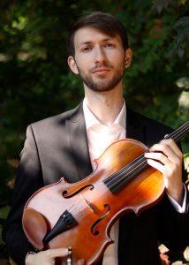 Julien Altmann Music by the Sea Fellowship 2021