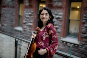 Isabel Lago Music by the Sea Fellowship 2021