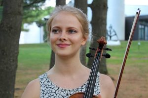 Madeline Hocking Music by the Sea Fellowship 2021