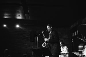 Ryan Oliver saxophone