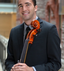 Britton Riley – Cellist
