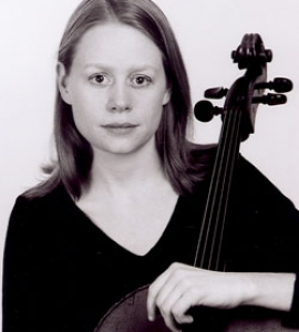 Bridget MacRae – cello