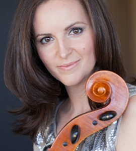 Emmanuelle Beaulieu Bergeron – Cello
