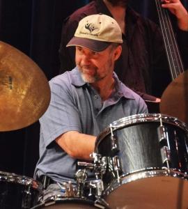 Rudy Petschauer – Drums