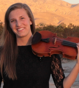 Elizabeth Skinner – Violin