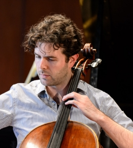 James Churchill – Cello