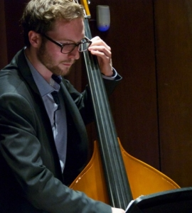 Jeff Gammon – upright bass