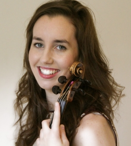 Jennifer Murphy – Violin