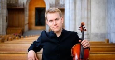 Keith Hamm – viola