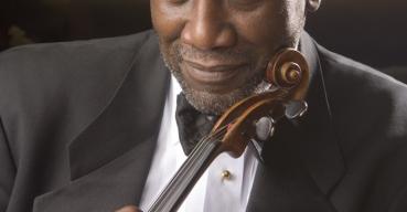 Marcus Thompson – viola