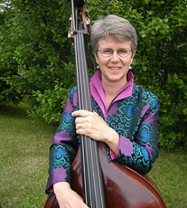 Mary Rannie – Double Bass