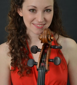 Leana Rutt – Cellist