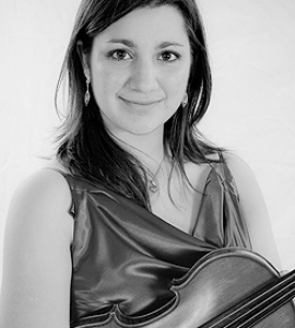 Sheila Jaffé – violin