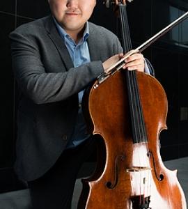 Arnold Choi, cello