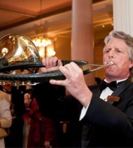 Peter Burris – horn