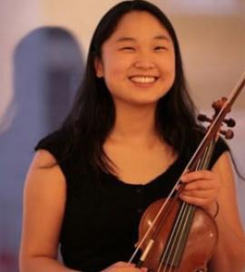 Elizabeth Choi – Violin