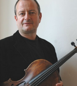 Werner Dickel – viola