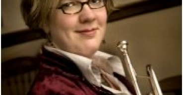 Amy Horvey, trumpet