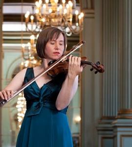 Cecily Ward – Violin