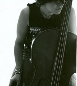 Cris Dirksen cellist/singer-songwriter