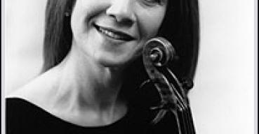 Ann Elliott-Goldschmid – Violinist