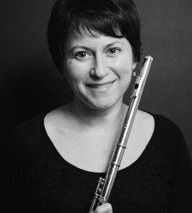 Suzanne Snizek – flute