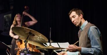 Kelby MacNayr – drums