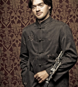 Kornel Wolak – Clarinet