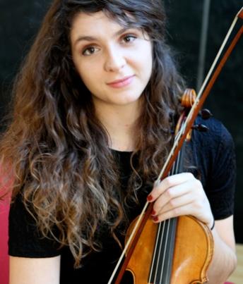 Madlen Breckbill – Violin