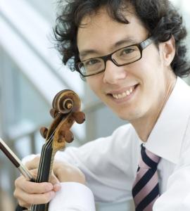 Robert Uchida – Violin